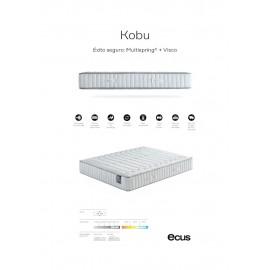 Colchón Ecus Kobu