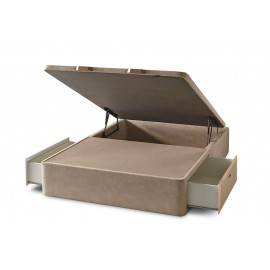 Canapé Inmotec Fijo Mixed-Bed